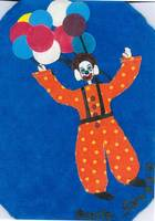 Clown in Air