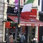"""London italian restaurant"" by BobM"