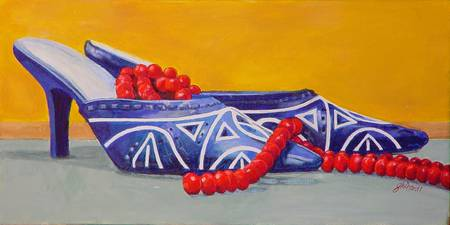 Diana_Shoe_painting_01_051407