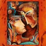 """Hummingbird Magic"" by marydelave"
