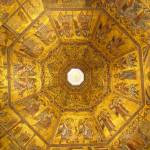 """Ceiling in Baptistery"" by vicki"