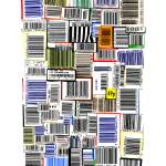 """barcodes"" by SeanBaker"