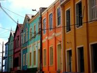 Houses in Valparaiso