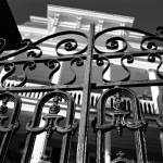 """South Battery Gated Mansion"" by PadgettGallery"