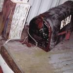 """empty mailbox"" by NDBARP"