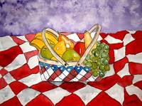 still life fruit basket 4