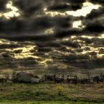 """Sunbeams on a Junkyard"" by JosephSparks"