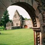 """Dryburgh Abbey View 3"" by carolcam"