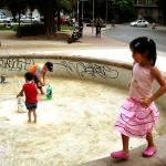 """Public Fountain"" by fabiopenna"