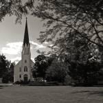 """Little White Church"" by JoanneCoyle"