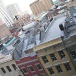 """New Orleans Roof Top2"" by gburnthorn"