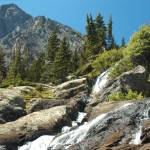 """""""Ruby Fall, with Quandry Peak"""" by jromadka"""