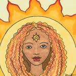 """Sister Sun"" by jenstevens"