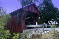 Covered Bridge  in Southern Ohio