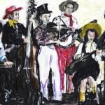 """Bigband"" by jalexanderstudio"