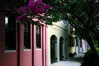 Rainbow Row No. 3, Charleston, SC