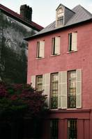 Pink House on Rainbow Row