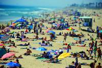 Huntington Beach - Tilt-Shift 1