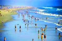 Huntington Beach - Tilt-Shift 2