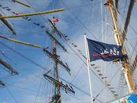 Rigging - Tall Ships Race 2008, Falmouth, Cornwall