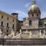 """Piazza Pretoria, Palermo (parte II)"" by Riccardob"