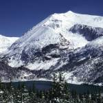 """Snowy Colorado Mountain"" by tex"