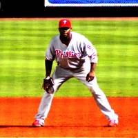 Ryan Howard Art Prints & Posters by john klaiber