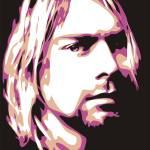 """""""Kurt Cobain"""" by Creative-Captures"""
