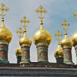 """Kremlin, Moscow"" by stockphotos"
