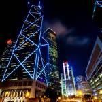 """Hong Kong Skyline"" by xylumtube"
