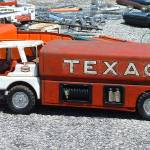 """Texaco Truck"" by georgegadsonstudios"