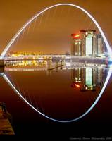 * Newcastle Eye Reflection *