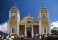 San Marcos Church, Costa Rica