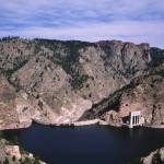 """Colorado Lake And Dam"" by tex"
