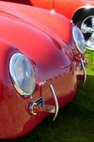 Red Porsche Speedster 2