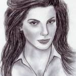 """Sandra Bullock"" by marty528"