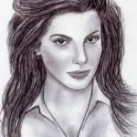 """""""Sandra Bullock"""" by marty528"""