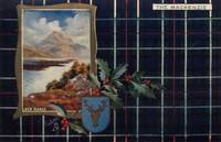 MacKenzie (Raphael Tuck Scottish Clan Postcard)