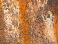 Colours of rust