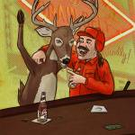 """Drink Friendly"" by radrobot"