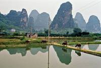Guilin Reflections