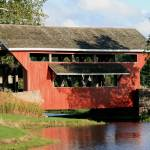 """Covered Bridge"" by JoannHansen"