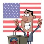 """""""Barack Obama"""" by ChudTsankov"""