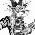 """YugiMan"" by BAT"