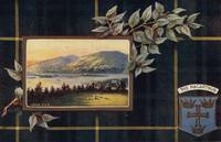 MacArthur (Raphael Tuck Scottish Clan Postcard)