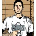 """Timothy McVeigh"" by mariozuccaillustration"