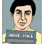 """Marv Albert"" by mariozuccaillustration"