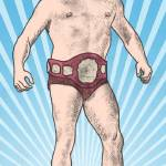 """Buddy Rogers"" by mariozuccaillustration"