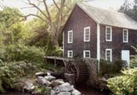 Brewster Water Wheel