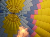 My First Balloon Ride by Mohsina represented
